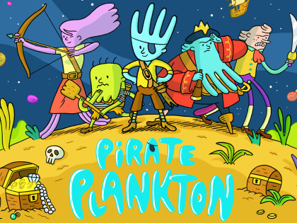 Pirate Plankton